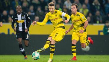 В дуэли двух «Боруссий» победа осталась за Дортмундом