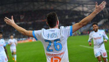 «Марсель» одолел «Бордо» за счет гола Флориана Товена