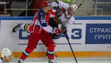«Северсталь» в Москве одолела хоккеистов ЦСКА