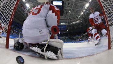 Хоккеисты из России и США провалили старт олимпийского турнира