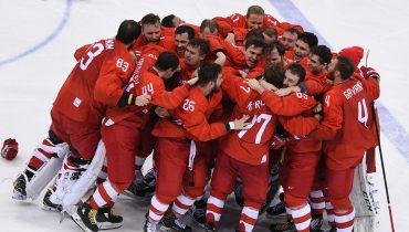 Гол Кирилла Капризова в овертайме принес хоккеистам из России золотые медали Олимпиады
