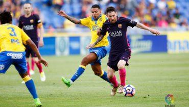 Кровопролития не избежать — прогноз на матч «Лас-Пальмас» — «Барселона»