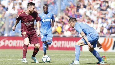 Дорога на эшафот — прогноз на матч «Барселона» — «Хетафе»