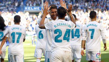 Славные голы — прогноз на матч «Реал Мадрид» — «Алавес»