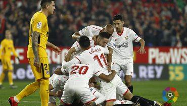 Три очка за отдых на матрасе. Прогноз на матч «Севилья» — «Атлетико Мадрид»