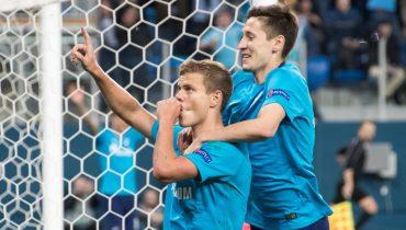 Гол питерцев за 1,7 и успех хозяев— прогноз на матч «РБ Лейпциг» — «Зенит»