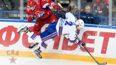 СКА вышел вперед в серии с ярославским «Локомотивом», Илья Ковальчук отметился дублем