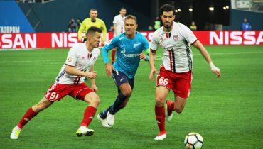 Итоги матча между «Зенитом» и «Амкаром» пересматривать не будут, протест петербуржцев отклонен