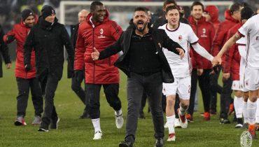 За Рино и двор стреляю в упор. Прогноз на матч «Милан» — «Интер»