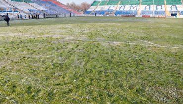 «Спартак» отказался играть с «Крыльями Советов» в морозную погоду