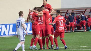 «Енисей», «Оренбург» и Крылья Советов» синхронно победили в 26-м туре ФНЛ