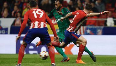 «Локомотив» пропустил три безответных гола в Мадриде