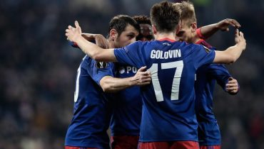 ЦСКА лишил «Лион» мечты о домашнем финале Лиги Европы