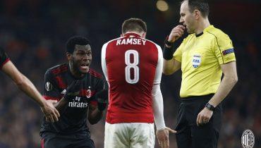 «Милан» бился, Гаттузо рычал, но «Арсенал» опять оказался сильнее