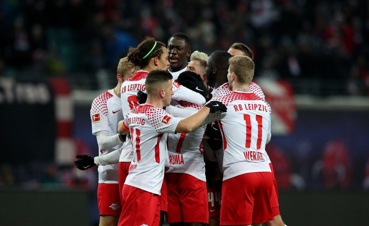 Результат матча РБ Лейпциг – Бавария 18.03.2018