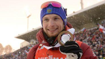 Сезон в мировом биатлоне завершился победой Максима Цветкова в масс-старте