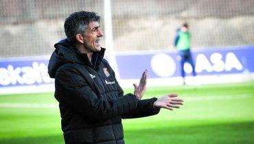 Эусебио Сакристана уволили из «Реал Сосьедада». Команду возглавит Иманол Алгуацил