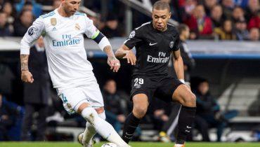 Битва нервов — прогноз на матч «ПСЖ» — «Реал Мадрид»