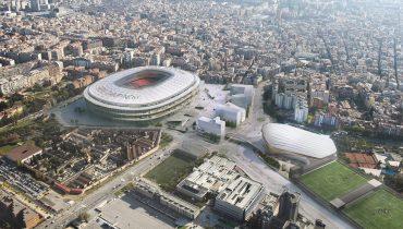 «Барселона» получила добро на реконструкцию «Камп Ноу»