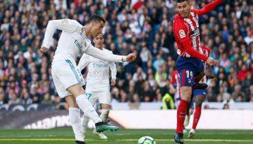 Мадридское дерби закончилось ничьей в пользу «Барселоны»
