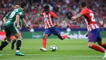 «Атлетико» поделил очки с «Бетисом» в Мадриде