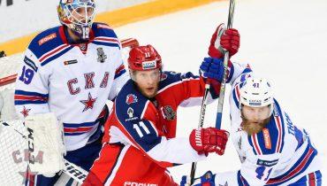 ЦСКА возродил интригу в серии с петербургским СКА