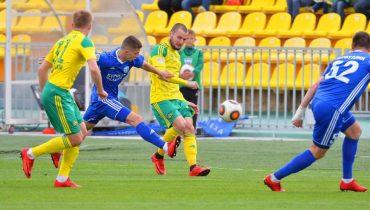 Финалист Кубка России разгромил «Кубань»