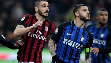 «Интер» и «Милан» чудом разошлись по нулям