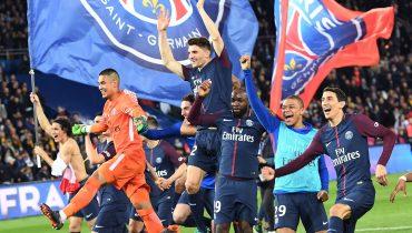 ПСЖ уничтожил «Монако» и оформил чемпионство в Лиге 1
