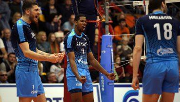 БК «Марафон»: волейбольную Лигу чемпионов выиграет «Зенит»