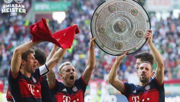 «Бавария» продлит контракты с Роббеном и Рибери