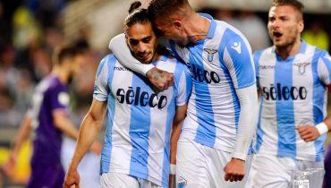 «Лацио» и «Фиорентина» в сумасшедшей игре настреляли на двоих семь голов