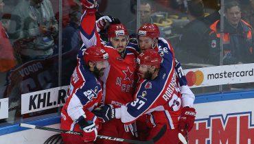 ЦСКА в Москве одолел «Ак Барс», Кирилл Петров дважды поразил ворота бывшей команды