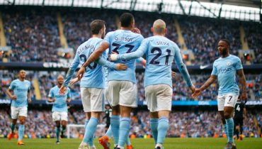 «Манчестер Сити» устроил мастер-класс футболистам «Суонси»
