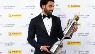 Мохаммед Салах — игрок года в Англии по версии PFA