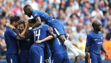 «Челси» и «Манчестер Юнайтед» сразятся в финале Кубка Англии