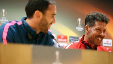 Диего Симеоне: «Нам необходимо проявить мужество, чтобы попасть в финал Лиги Европы»