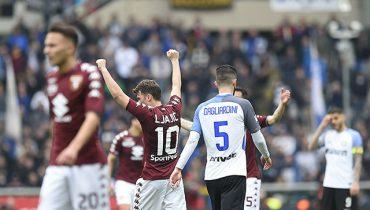 «Торино» жестоко прервал беспроигрышную серию «Интера»