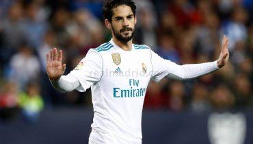 «Реал» без четырех лидеров справился с «Малагой»