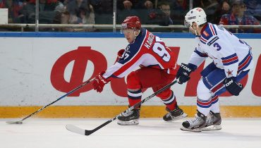 СКА разорвал защиту ЦСКА и повёл в серии