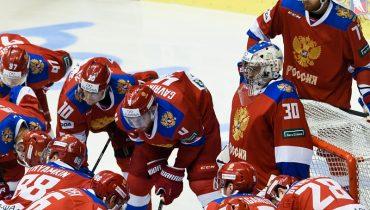 ФХР огласила состав российской сборной на Шведские хоккейные игры