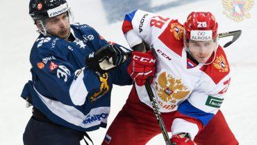 Российские хоккеисты проиграли четвертый матч кряду