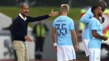 «Уфа» получит дополнительные деньги за Зинченко от «Манчестер Сити»