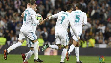 «Реал» спасся от поражения в игре с «Атлетиком»