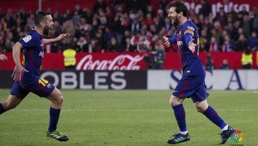 Реинкарнация аргентинского короля — прогноз на финал Кубка Испании «Севилья» — «Барселона»