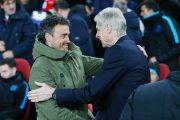 БК «1хСтавка»: Арсена Венгера в «Арсенале» заменит Луис Энрике