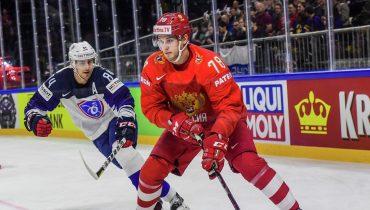 Максим Мамин не поможет сборной России в матчах плей-офф
