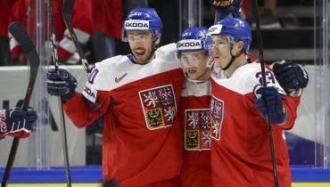 Чехи выцарапали победу у швейцарцев в серии буллитов