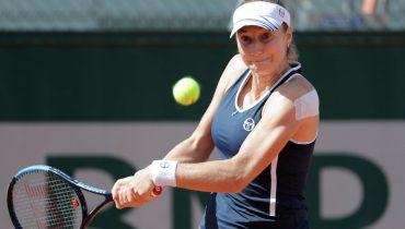 Екатерина Макарова пробилась во второй круг «Ролан Гаррос»