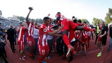Футболисты «Спортинга» слили финал Кубка Португалии скромному «Авешу»